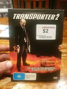 Transporter 2 Dvd With Cardboard Slip Case