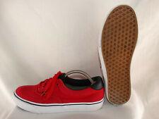 5d5cca19c9 Vans Era 59 Sneaker Skateboardschuhe rot-schwarz-weiß EU 41 US 8