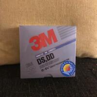 3M Diskettes floppy DS,DD 5 1/4