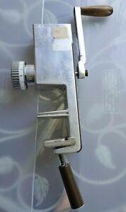 Jupiter Bio Muhle 562 Manual Grain Coffee Seed Mill German Engineering QUALITY