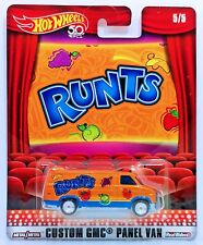 HOT WHEELS POP CULTURE 2017 RUNTS Custom GMC Panel Van. #5/5