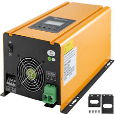Inverter Onda Sinusoidale Pura 2KW 4KW DC 24V a AC 220V ConvertitoreLCD Display