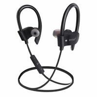 Wireless Bluetooth Earbuds Headphones Waterproof in Ear Flexible Earphone EarPlu