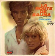 "CHRISTOPHE / CLINIC O.S.T. ""LA ROUTE DE SALINA"" ORIG FR 1971 + POSTER"