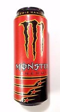 MONSTER ENERGY DRINK UNOPENED EMPTY CAN LEWIS HAMILTON