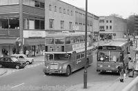 Bristol Omnibus May 1984 Bus Photo X