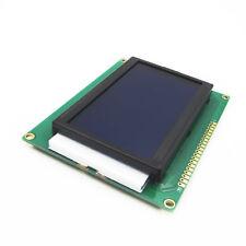 KS0108 128x64 Graphic LCD Blue Backlight for EasyPIC5 LCM12864C
