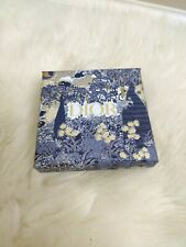 """Dior Limited Edition Empty Boxes Excellent Condition 3.5"""" x 3.5"""" x 1"""""""