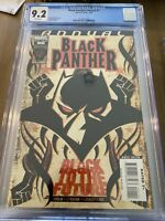 Black Panther Annual  #1   CGC 9.2  ( First Appearance Shuri  *cameo )