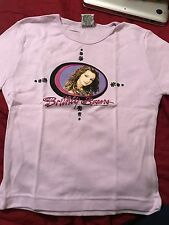 Britney Spears Baby One More Time Shirt 1999 Britney Brands Kids Vegas Tour