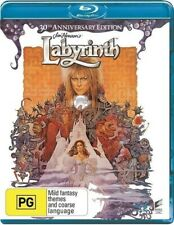 Labyrinth - 30Th Anniversary Edition Blu-Ray Region B