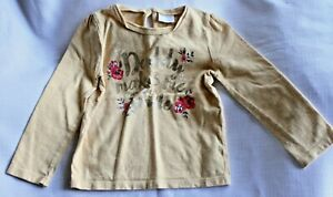 F+F girls long sleeved top - age 18 - 24 months - NWoT