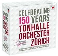 TONHALLEORCHESTER ZÜRICH - CELEBRATING 150 YEARS ANNIVERSARY EDITION  14 CD NEUF