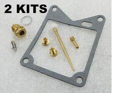 2x Yamaha 81-83 XV750 750 Virago Carburetor Carb Rebuild Kit - 2 KITS
