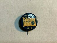 VINTAGE WW1 1919 Canadian Victory Loan Investor - Pinback Button B