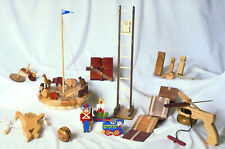 Wood plans for fun, easy to make novelties, whistles, yo-yo and more