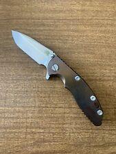 "Rick Hinderer XM-18 Spear Point 3"""