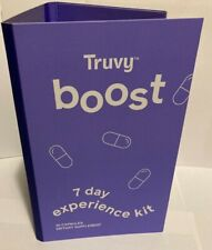 1 Week Truvy *TRUVISION NEW FORMULA* Tru +Vy Boost Weight Loss Diet Supplement