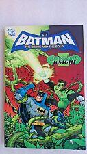 Batman Brave And The Bold Emerald Knight TP by Sholly Fisch, Adam Schlagman, Lan
