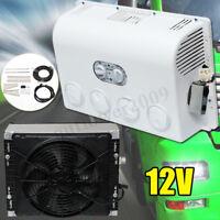 Complete Electric Air Conditioner Evaporator Kit Cooling 12V / 24V For Car Truck