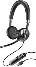 Plantronics Blackwire C725-M Banda para la cabeza Auricular Usb Con Cables Active Noise Canceling