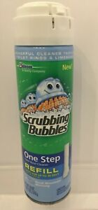 Scrubbing Bubbles Mountain Fresh One Step Toilet Bowl Cleaner Refill Canister