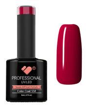 558 VB linea rossa come ARAGOSTA Rosa Corallo-Smalto Gel-Smalto Gel Super
