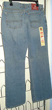 Lucky Brand Dungarees Mid Rise Flare Women's Denim Jeans Pants Size 10/30 NWT