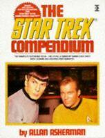"""Star Trek"" Compendium by Asherman, Allan Paperback Book The Fast Free Shipping"