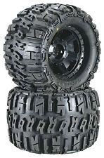 "Trencher X 3.8"" Tires Desperado 1/2"" Offset Wheels 17mm Hex Pro-Line 1184-11"