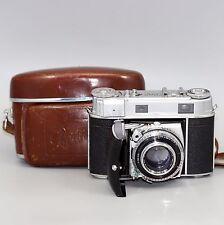 VTG Kodak Retina III 3 c Camera Schneider Kreuznach 4544916 f:2.0/50 mm # 587662