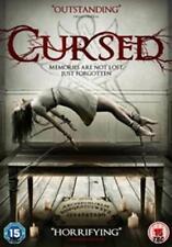 Cursed DVD NEW dvd (HFR0288)