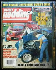 Street Rodding Spring 1983 - Oak Creek Run - Racing & Chassis Components -