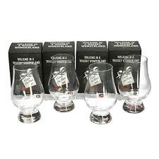 More details for 4 x glencairn nosing tasting glass christmas