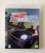 WANGAN MIDNIGHT RACING [ Genki ] Sony PlayStation 3 Japan