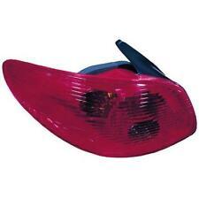 Faro fanale posteriore Sinistro PEUGEOT 206 03- non 206 CC senza portalampade