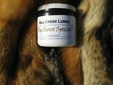 4 - 16 OZ. RACCOON & MINK BAIT professional grade BIG SIOUX SPECIAL