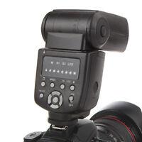 Wansen WS560 Flash Speedlite light For Canon 550D 500D 450D 1000D 400D 350D 300D