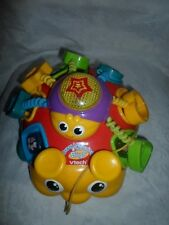 Crazy Legs Learning Bugs Vtech Sound Light Shapes Numbers Colors Educational Toy