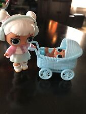 Stroller for an LOL Little Sister Doll, LOL Doll Accessory, Doll Not Included