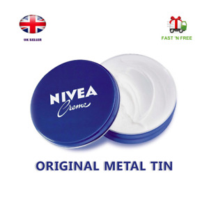 Original 50 ML Nivea Creme - Moisturising  cream for Face,Hand,Body