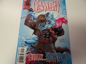 Gambit #24 Marvel Comics January 2001