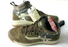 Vans Mens UltraRange Hi DI MTE All Weather Boots Dark Earth Nomad Camo Size 7.5