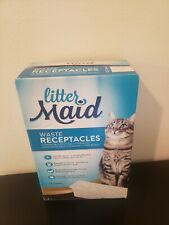 littermaid waste receptacles 12 pcs