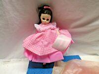 "VINTAGE MADAME ALEXANDER LITTLE WOMEN JO 1970's 11"" Doll (30)"