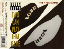 Bobby Brown - Two Can Play That Game - The K Klass Mixes - CD Single