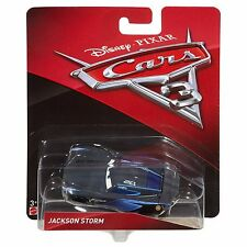 NEW! Disney-Pixar Cars 3 Jackson Storm Diecast # 20 1:55 Scale Die-cast Vehicle