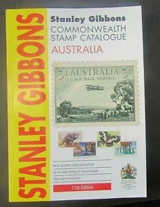 AUSTRALIA - STANLEY GIBBONS COMMONWEALTH CATALOGUE - 11th EDITION 2018 - VGC