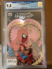 Amazing Spiderman Volume 5 #60 CGC 9.8 Nick Spencer Mark Bagley free shipping