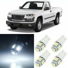 12 x Xenon White Interior LED Lights Package For 2004- 2012 GMC Canyon +TOOL